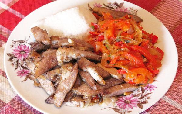 Рецепт приготовления «бомбы» Тайская кухня
