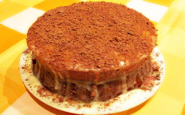 Незамысловатый торт «Неженка»
