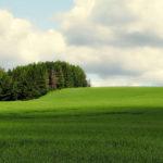 Одно из красивейших мест области - село Кырмыж