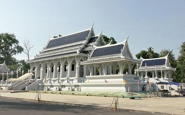 «Город скрещенных мечей». Krabi Town